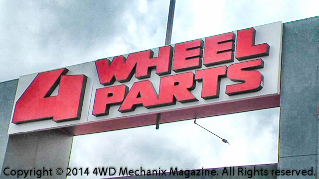 N4WDA 'Family Fun Day' and Show-N-Shine at the Sparks, Nevada 4Wheel Parts Store!