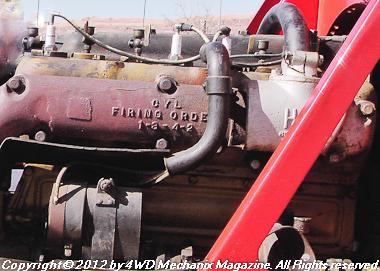 Buda 24 horsepower gasoline engine