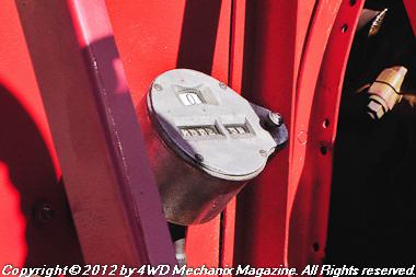 Nash-Quad speedometer