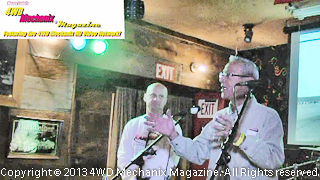 Bob Willis with Rancho/Dynomax