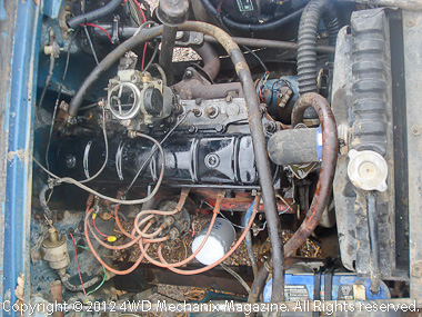 Moses Ludel's 4WD Mechanix Magazine – 1964 Jeep CJ-5: A Vintage Stroker Inline Six Swap