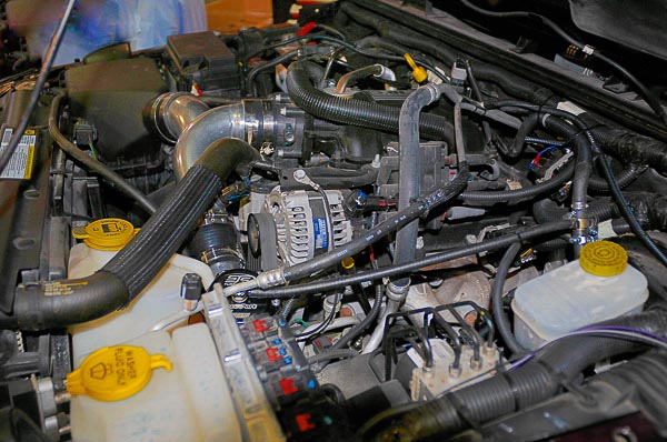 Moses Ludel's 4WD Mechanix Magazine – Jeep JK Wrangler 3.8L V-6 STS Turbocharger