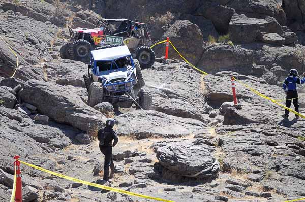 Ultra4 Stampede Race near Reno, Nevada