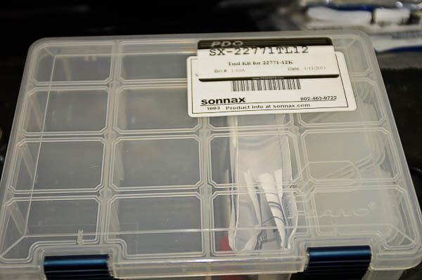 Sonnax 12771-TL Reamer Kit