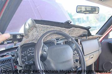 Moses Ludel's 4WD Mechanix Magazine - How-to: XJ Cherokee