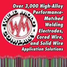 Weld Mold Company for your welding and brazing projects!