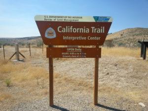 U.S. BLM California Trail Interpretive Center
